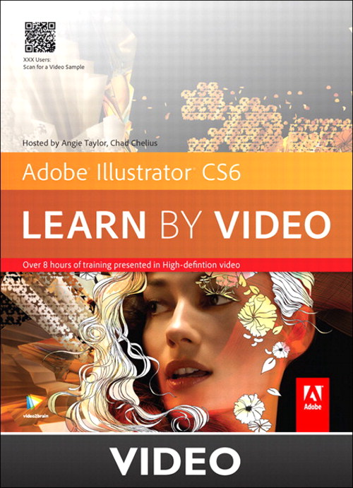 Adobe Illustrator CS6: Learn by Video