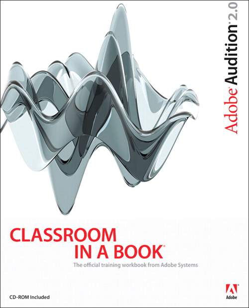 Adobe Audition 2.0 Classroom in a Book, Adobe Reader