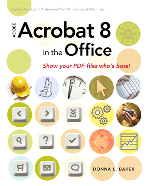Adobe Acrobat 8 in the Office, Adobe Reader