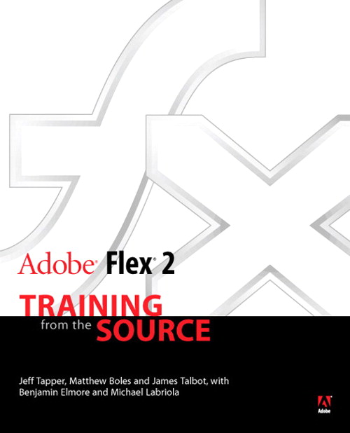 Adobe Flex 2: Training from the Source, Adobe Reader