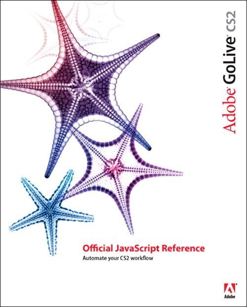 Adobe GoLive CS2 Official JavaScript Reference, Adobe Reader
