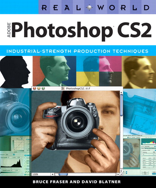 Real World Adobe Photoshop CS2, Adobe Reader
