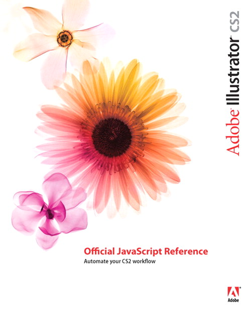 Adobe Illustrator CS2 Official JavaScript Reference, Adobe Reader