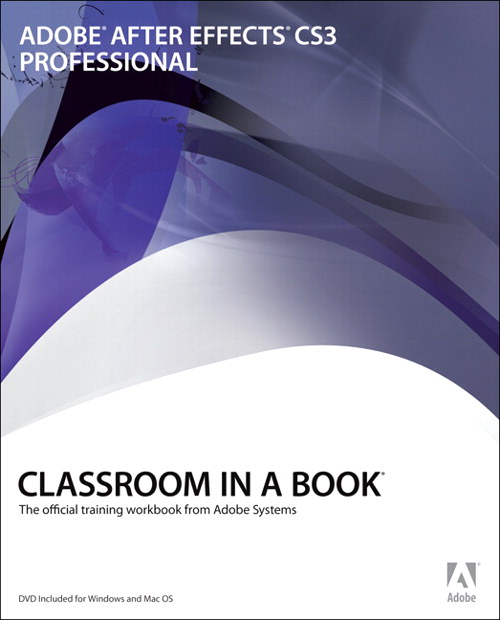 Adobe After Effects CS3 Professional Classroom in a Book, Adobe Reader