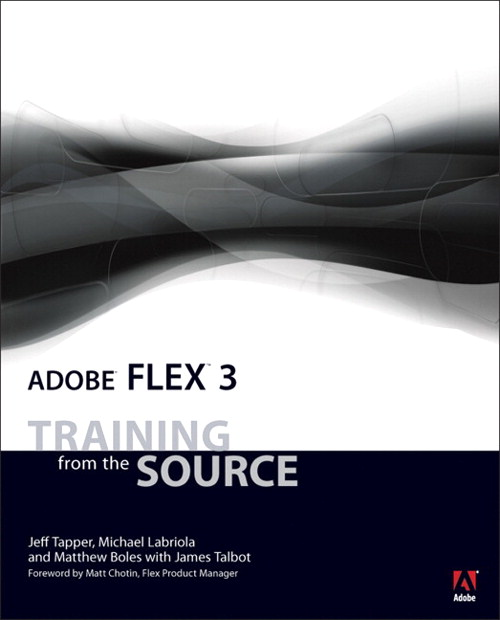 Adobe Flex 3: Training from the Source, Adobe Reader