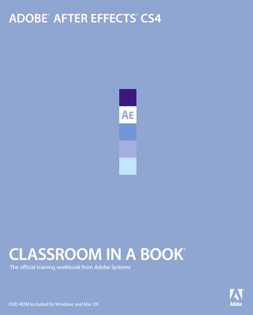 Adobe After Effects CS4 Classroom in a Book, Adobe Reader