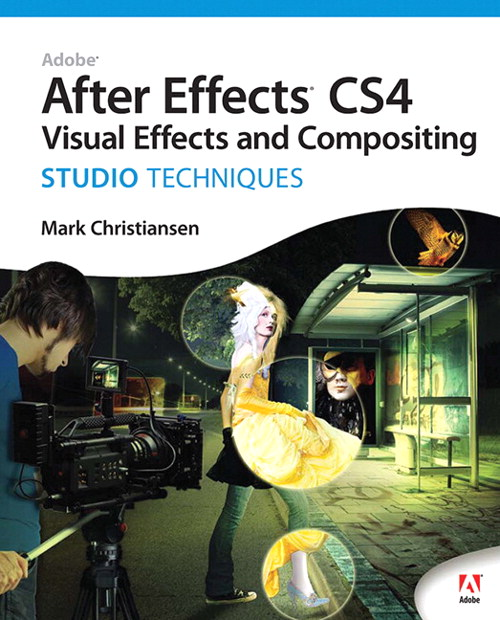 Adobe After Effects CS4 Visual Effects and Compositing Studio Techniques, Adobe Reader, 2nd Edition