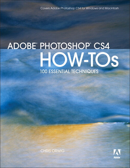 Adobe Photoshop CS4 How-Tos: 100 Essential Techniques