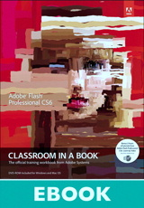 Adobe Flash Professional CS6 Classroom in a Book