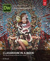 Adobe Dreamweaver CC Classroom in a Book (2015 release), Web Edition