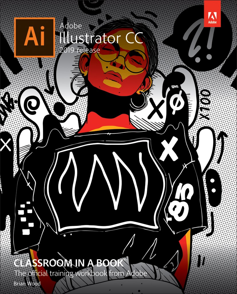 Adobe Illustrator CC Classroom in a Book (2019 Release), (Web Edition)