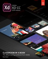 Adobe XD CC Classroom in a Book (2019 Release) (Web Edition)