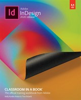Adobe InDesign Classroom in a Book (2020 release) (Web Edition)