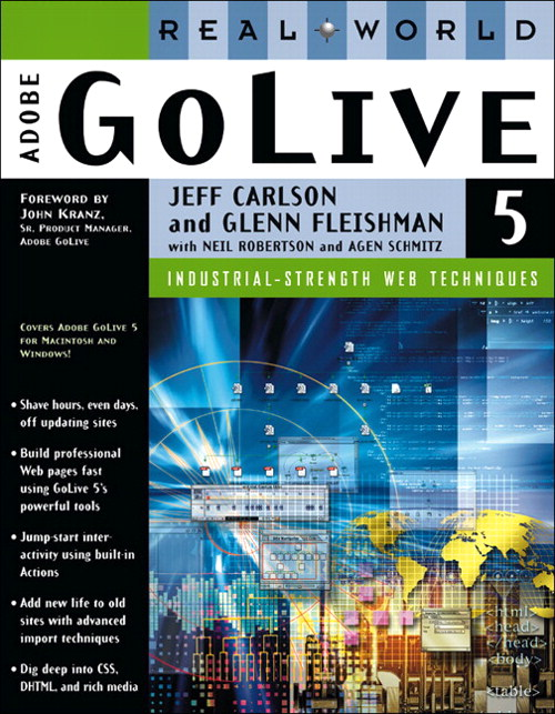 Real World Adobe® GoLive® 5