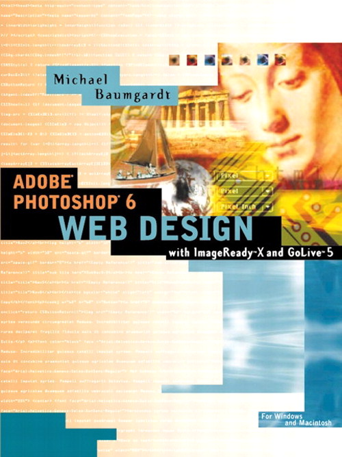 Adobe® Photoshop® 6.0 Web Design