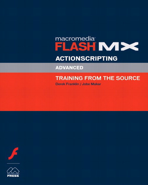 Macromedia Flash MX ActionScripting: Advanced Training from the Source
