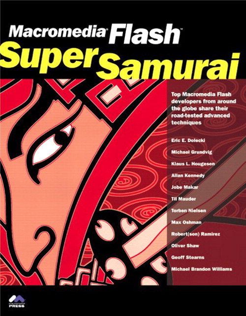Macromedia Flash: Super Samurai