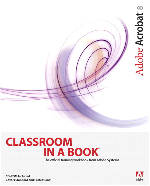 Adobe Acrobat 8 Classroom in a Book, Adobe Reader