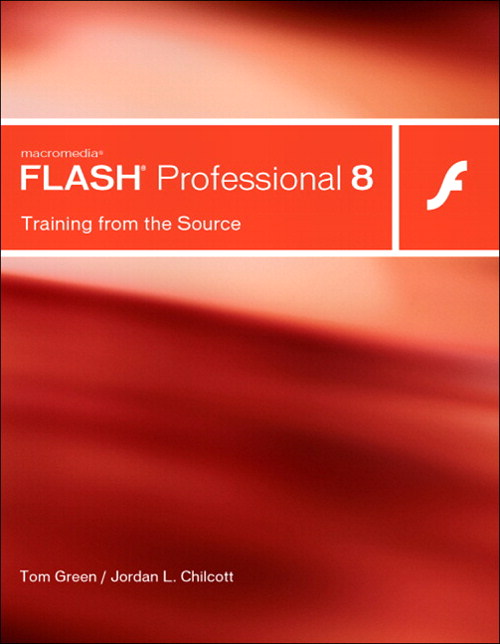 Macromedia Flash Professional 8: Training from the Source