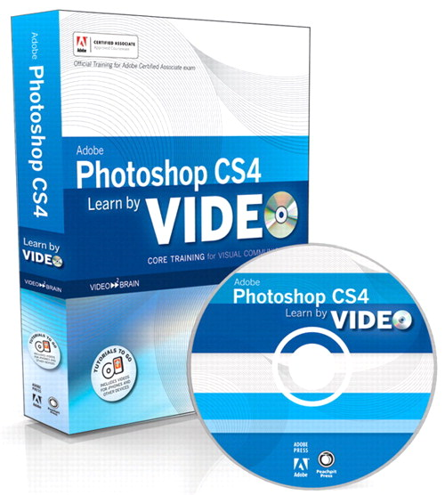 Learn Adobe Photoshop CS4 by Video: Core Training in Visual Communication, Online Video