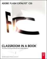 Adobe Flash Catalyst CS5 Classroom in a Book