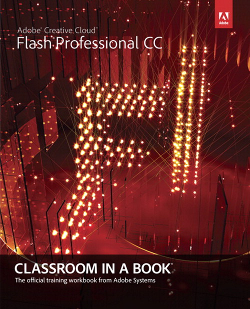 Adobe Flash Professional CC Classroom in a Book